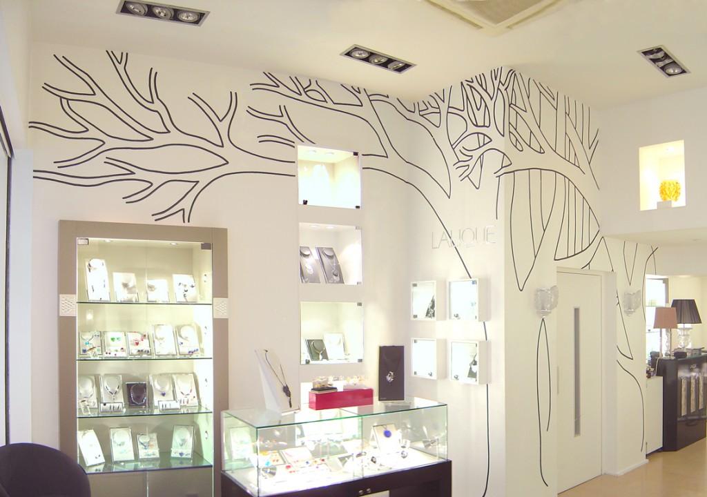 boutique Lalique Lyon I Lalique's shop