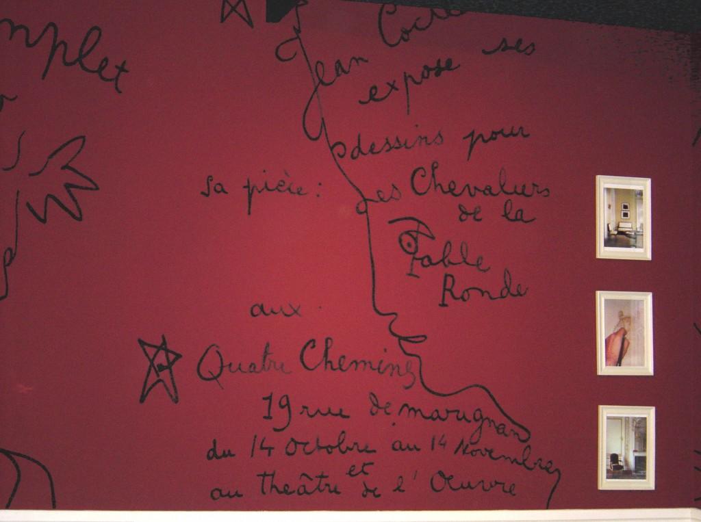 biennale de éditeurs  Cocteau