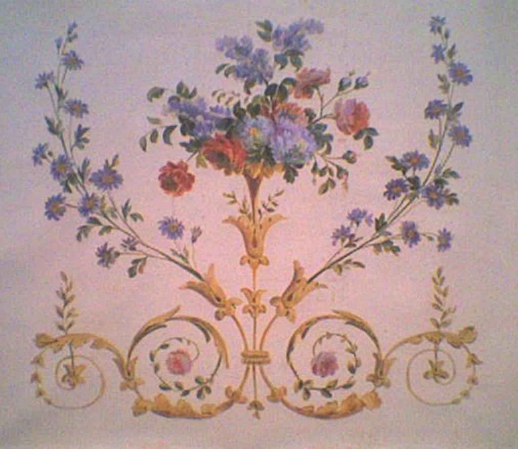 ornement Marie Antoinette