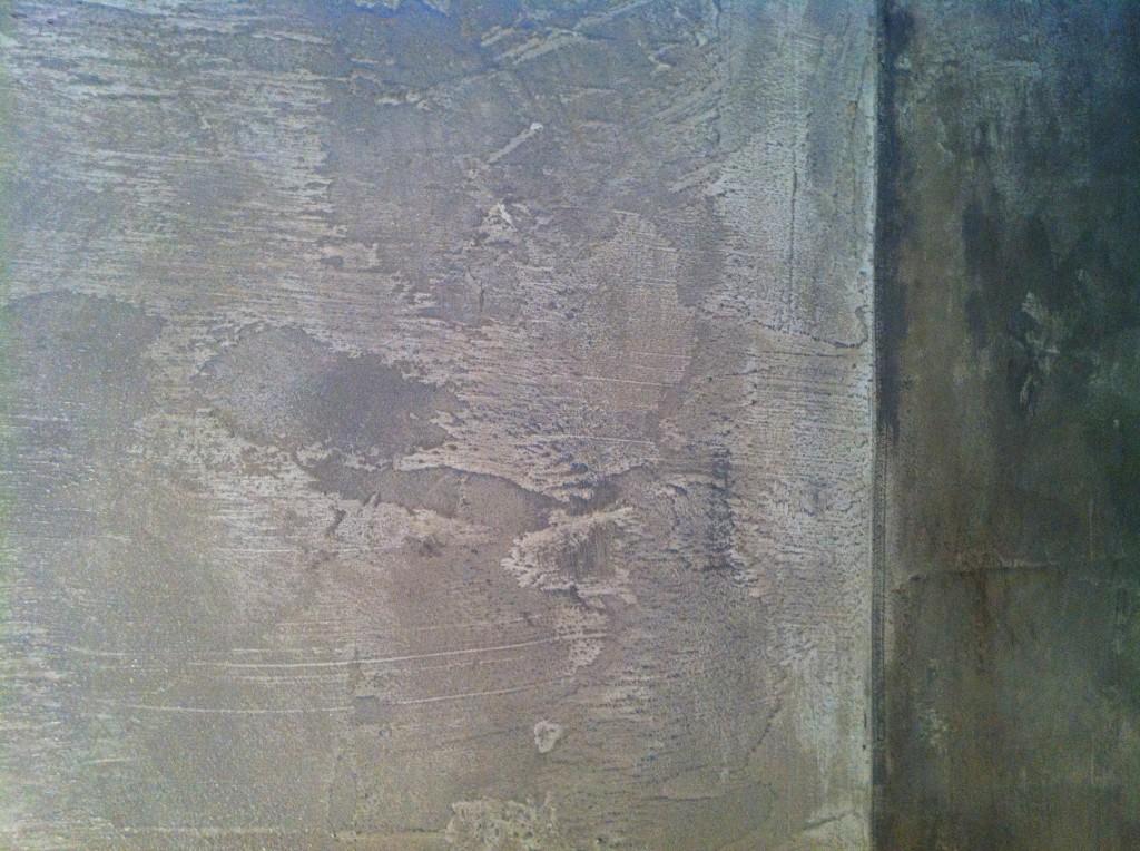 mur argenté