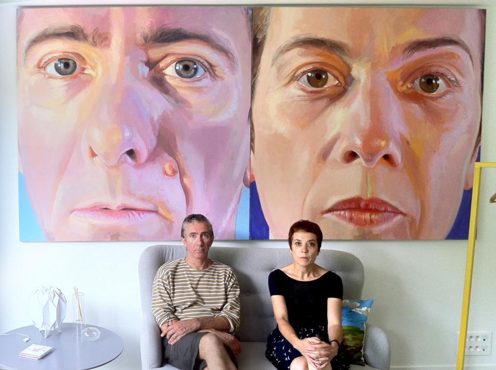 portraits et portraiturés
